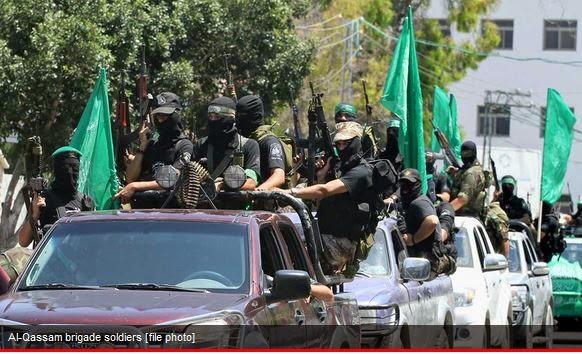 Die Erklärung von Abu Khaled Muhammad Al-Daif – militärischer Führer der Izz Ad-Din Al-Qassam Brigaden