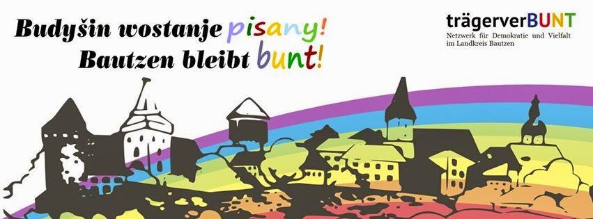 Solidarität von ProMosaik e.V. mit Bautzen bleibt BUNT