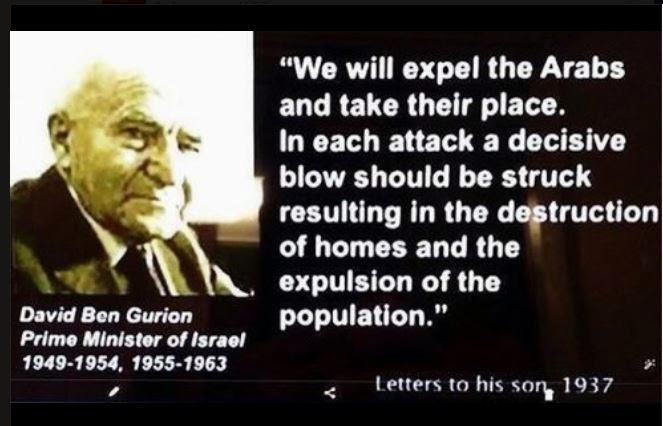 Ein alter Brief von David Ben Gurion – bitte lesen!!!