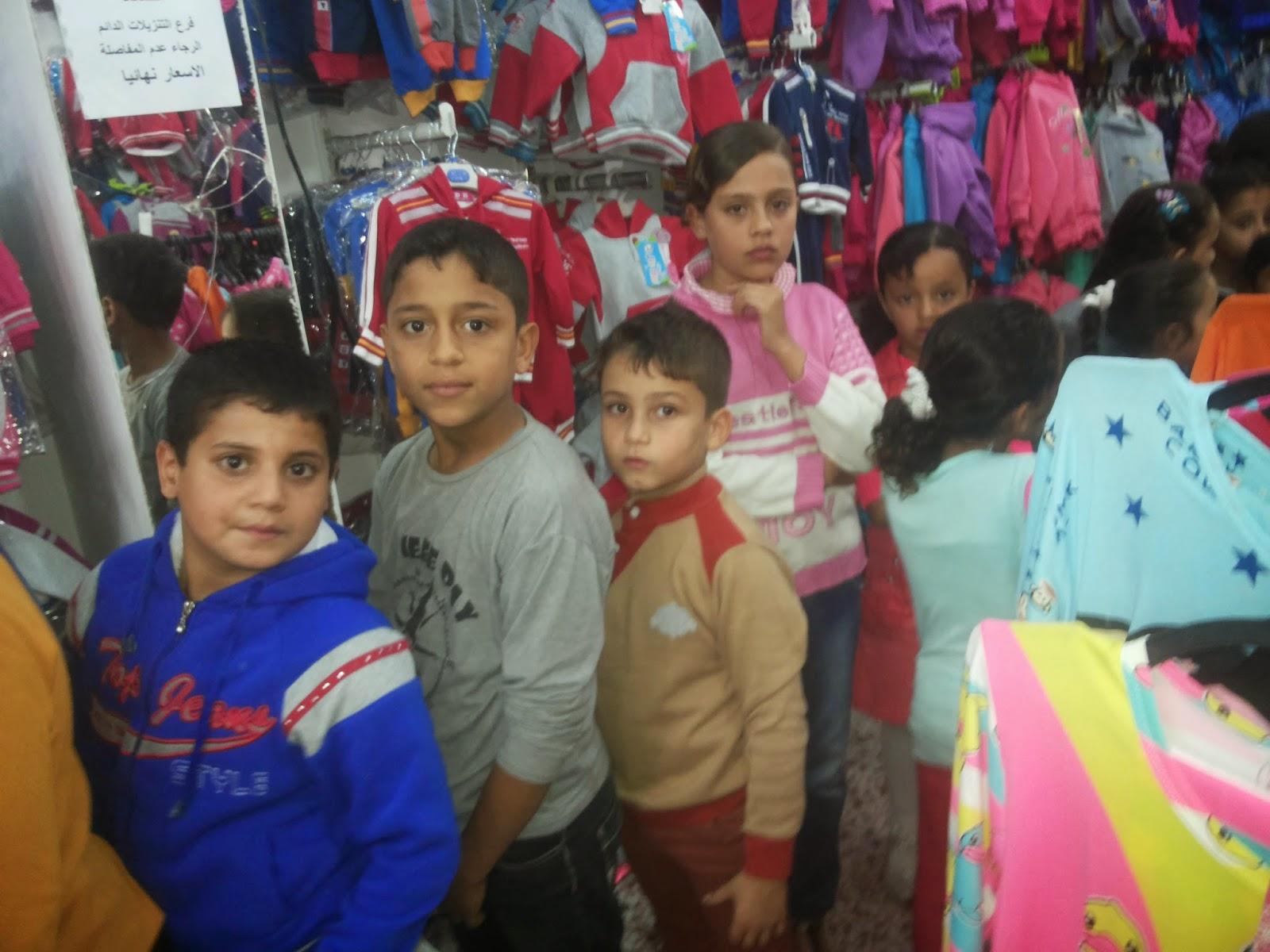 Ein Hilferuf für den Winter in Gaza