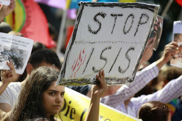 Not in my name – ISIS is the opposite of Islam – but is ISIS Khariji?