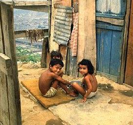 Kinder aus Lateinamerika