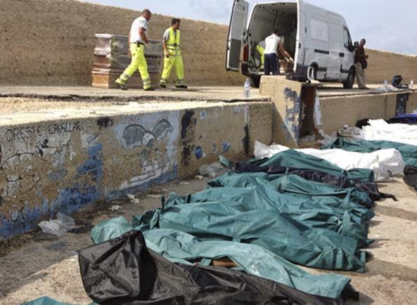 Le più grandi tragedie dei migranti nel Canale di Sicilia