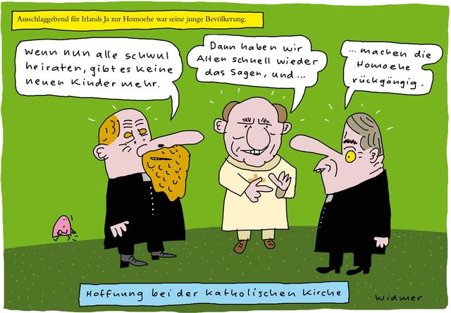 Sonntagspanorama von Claus Folger