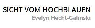 Evelyn-Hecht Galinski Politischer Rassismus und Selektion in der EU!