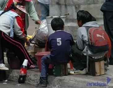 Lavoro minorile in calo in Ecuador