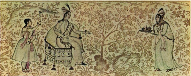 Die weiblichen Herrscherinnen in der muslimischen Geschichte nach Bahriye Üçok
