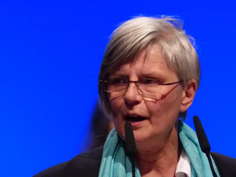 Ein Interview mit Eva Böller, Sprecherin des Bremer Friedensforums