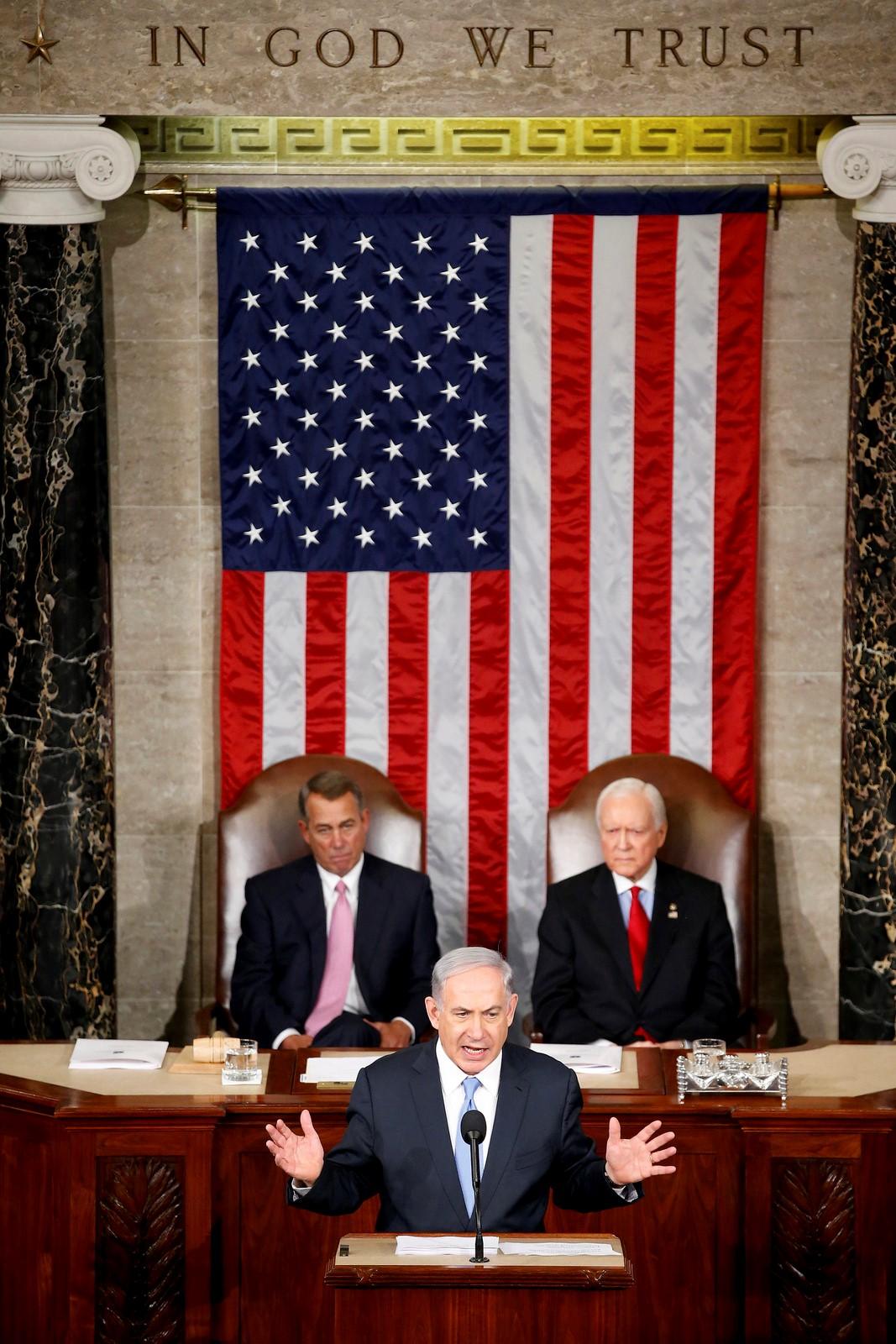 Laut Umfrage sind 37% der US-Bürger der Überzeugung, Israel übe zu viel Einfluss auf die US-Politik aus