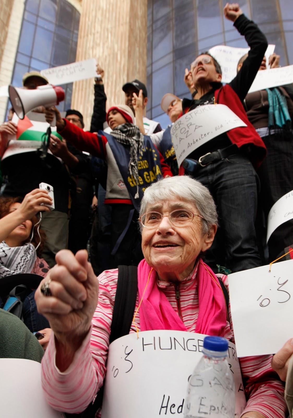 Newsletter von Gaza muss leben, Wien