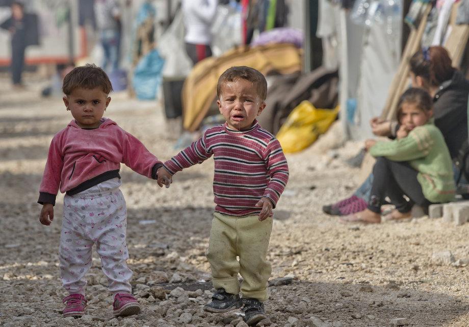 Fünf Jahre Krieg in Syrien – Krieg gegen Kinder