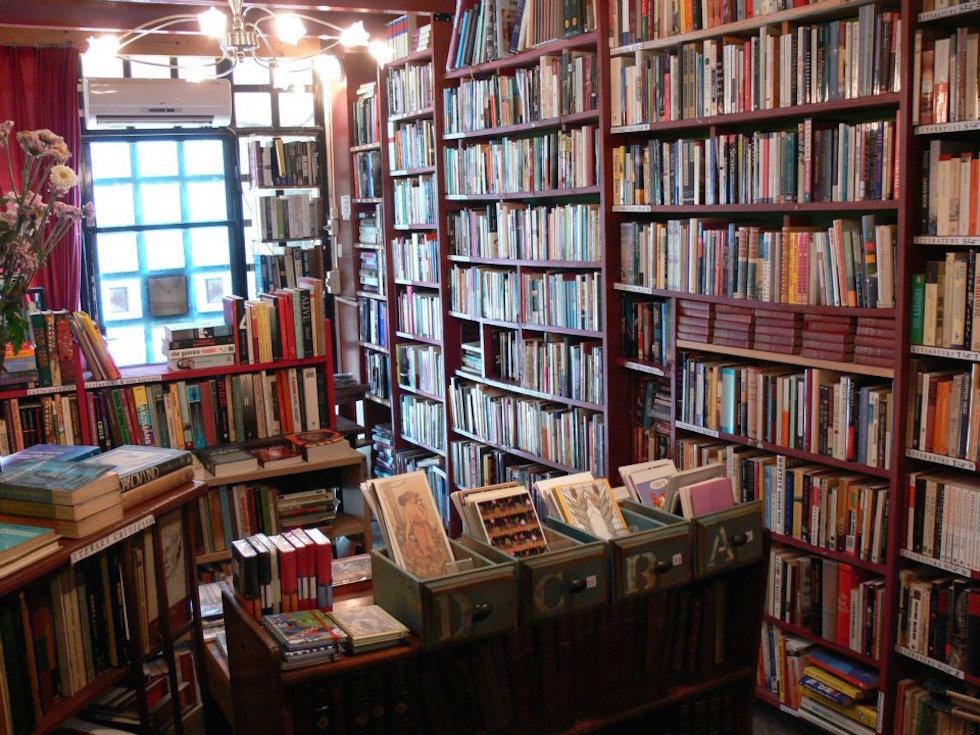 Le innovative librerie di Buenos Aires