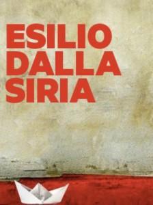 Esilio della Siria, il mio libro scritto sia da arabo che da occidentale