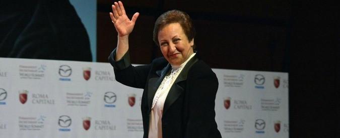 Shirin Ebadi, il Nobel per la pace dall'Iran a Ravenna