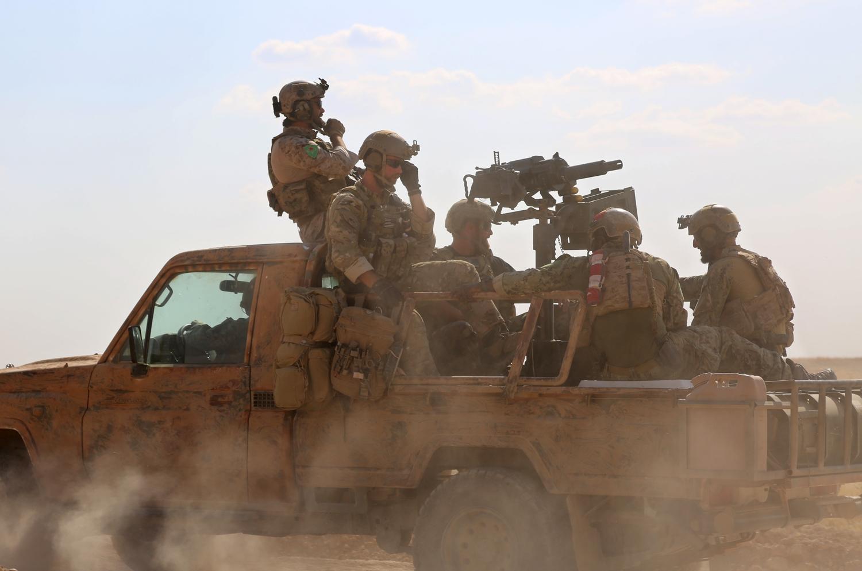 Rencontre inattendue sur le front de la Syrie