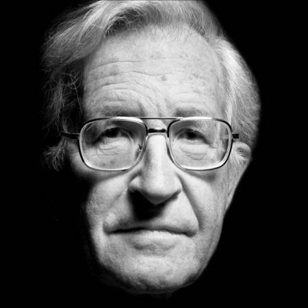 Noam Chomsky for refugee crisis