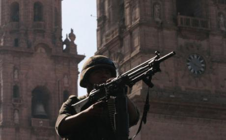 Violence without justice: Mexico's War and its consequences
