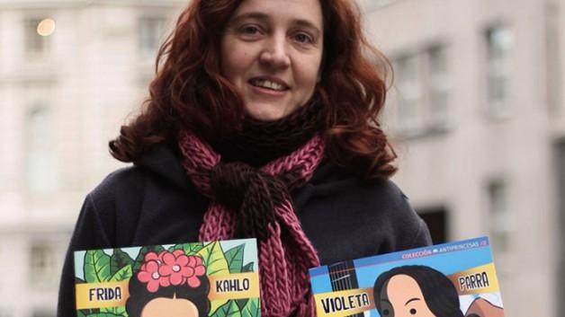 Argentina: un año de la colección Antiprincesas-Entrevista a Nadia Fink