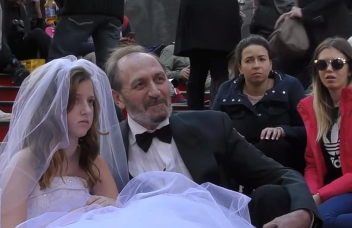 13 Year old brides in the highly civilized United States