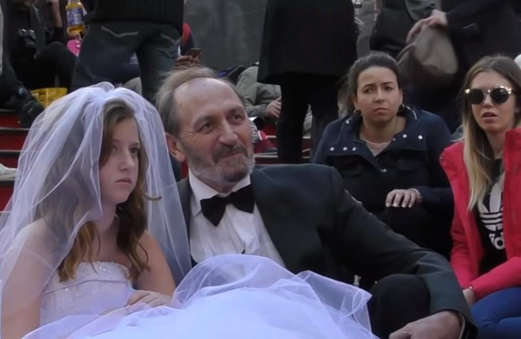 Spose a 13 anni nella civilissima America