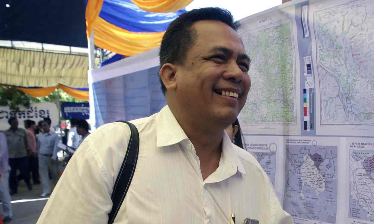 Cambodian government critic shot dead in Phnom Penh