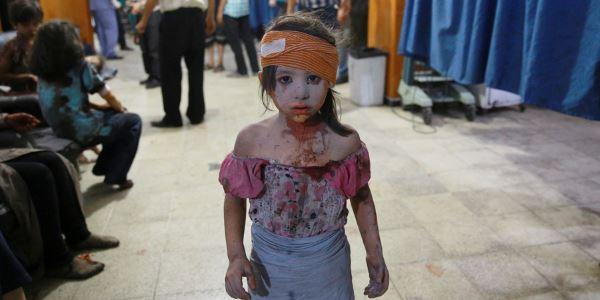 La strage dei bambini siriani di cui nessuno parla