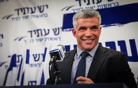 Yair Lapids destruktive Konspiration für das Schweigen über Israel