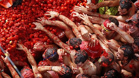 Tomatina sollte abgeschafft werden