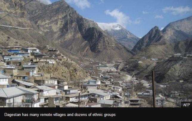 Empörung in Russland wegen weiblicher Genitalverstümmelung im hauptsächlich muslimischen Dagestan