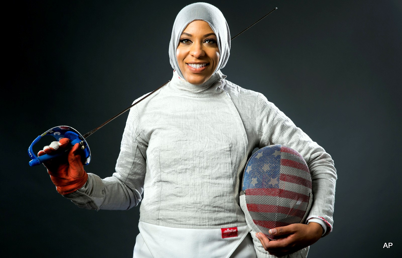 Amid An Atmosphere Of Islamophobia, Ibtihaj Muhammad Makes History As First Hijabi On Team USA