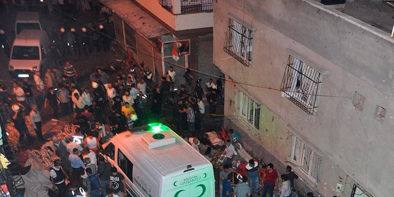 La strage nel sud della Turchia