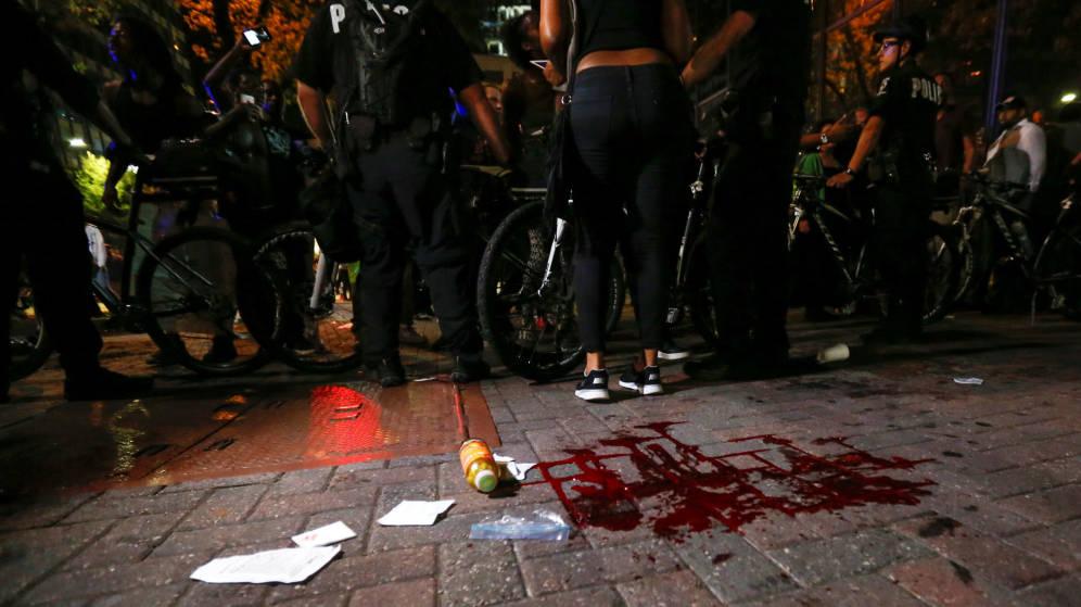 Declaran el estado de emergencia en Carolina del Norte por las protestas raciales