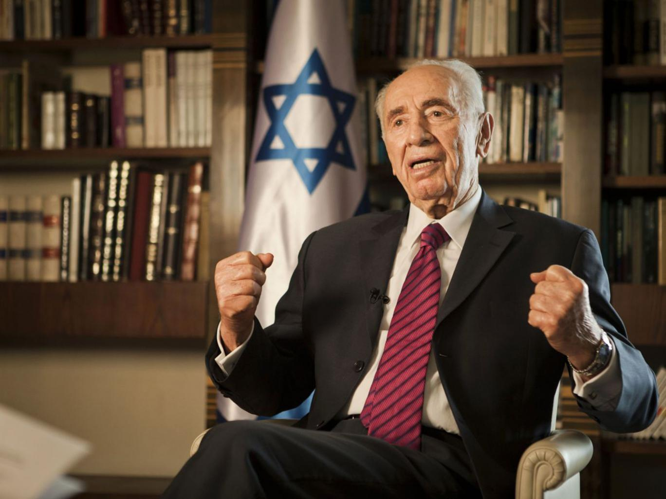 Shimon Peres was no peacemaker. I'll never forget the sight of pouring blood and burning bodies at Qana