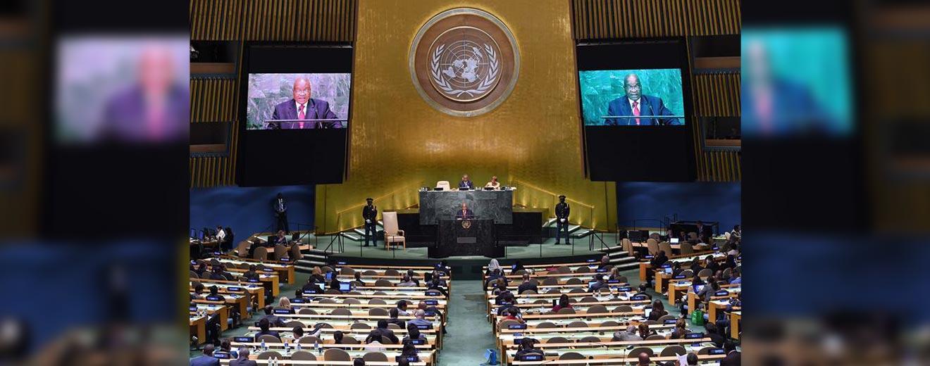 Africa demands UN Security Council reforms