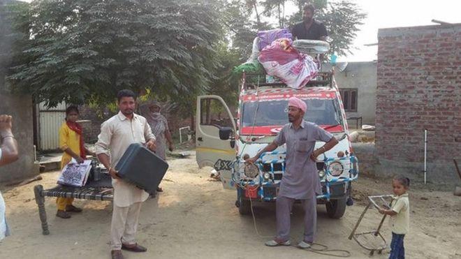 India evacuates border villages after strikes on Pakistan