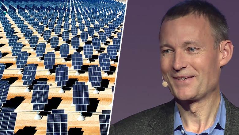Cet ingénieur français a la solution pour stocker l'énergie solaire et accélérer la transition énergétique