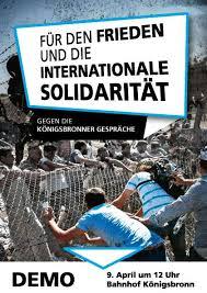 "Flüchtlinge als ""Sicherheitsrisiko"" (III)"