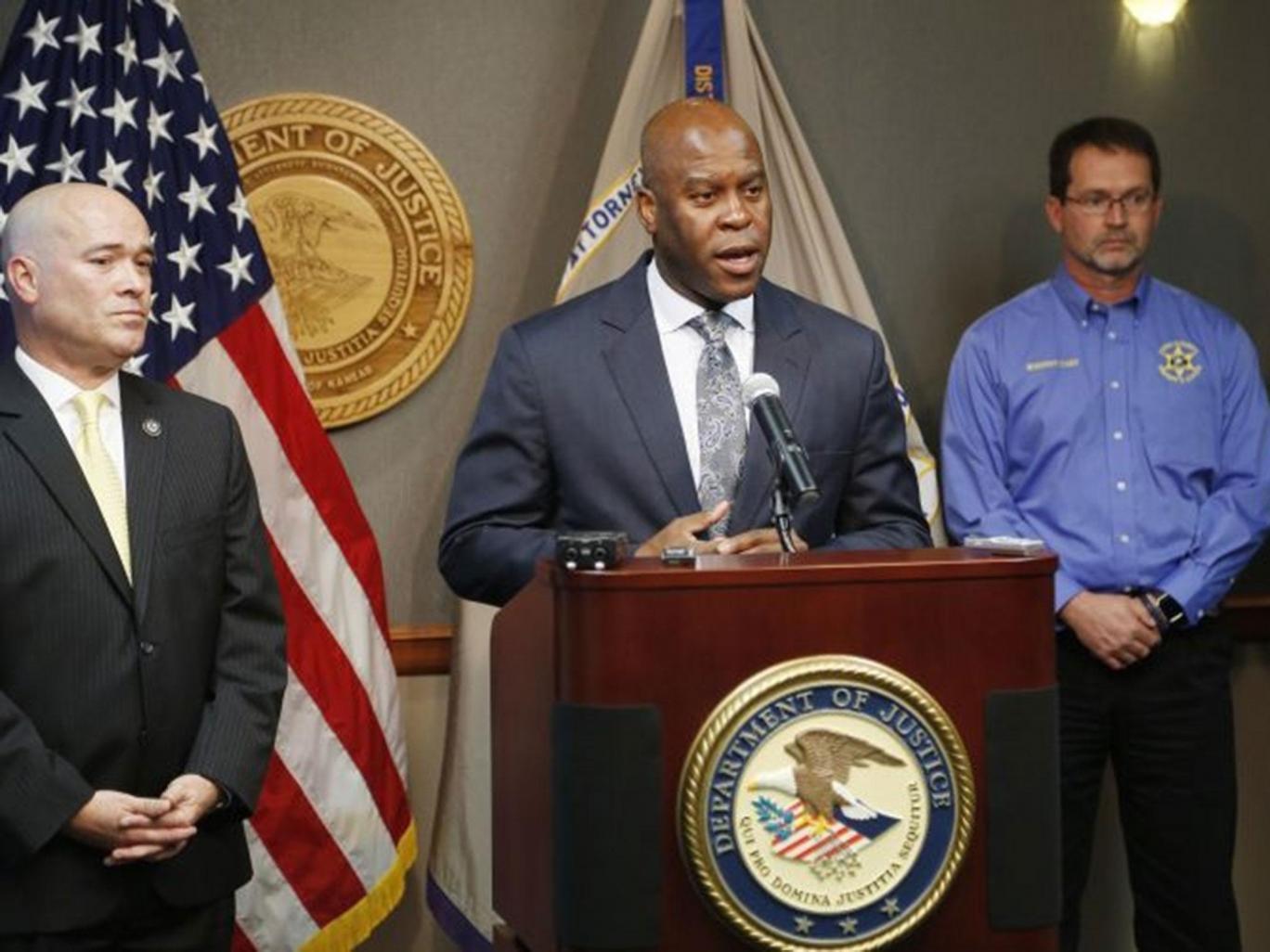 Kansas militia men calling themselves 'Crusaders' charged in terror plot targeting Somali Muslim immigrants