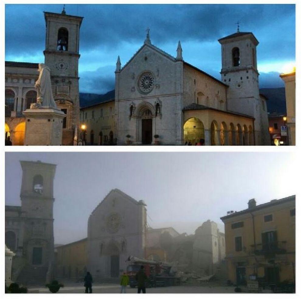 Terremoto, nuova fortissima scossa in Centro Italia
