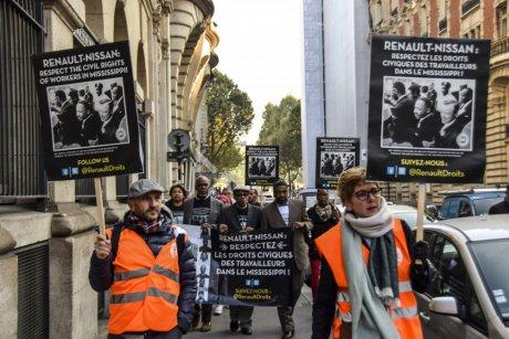 Renault-Nissan, Airbus, Natixis… : les troublantes pratiques antisyndicales des entreprises françaises aux États-Unis
