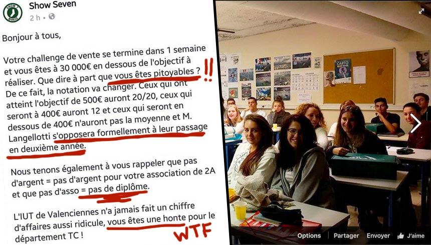 France : des étudiants exploités par une marque textile dénoncent un business lucratif