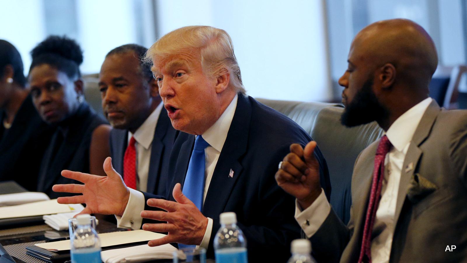 """Warum Donald Trump falsch liegt, wenn es um die """"Innenstädte"""" und die Armut in den USA geht"""