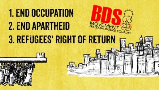 EU High Representative, Federica Mogherini, affirms the right to BDS