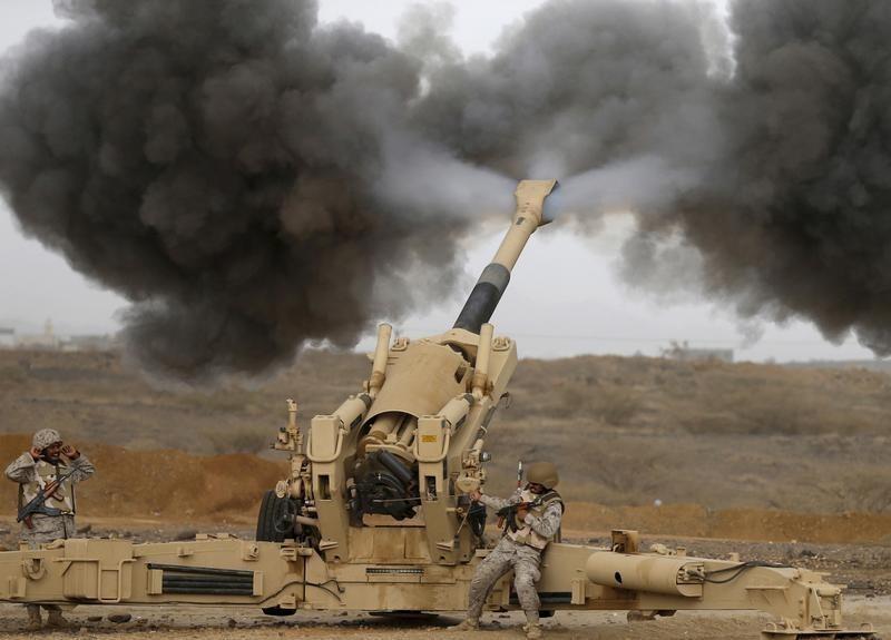 Die USA helfen in ganzer Ruhe Saudi-Arabien, verheerende Luftangriffe auf den Jemen durchzuführen