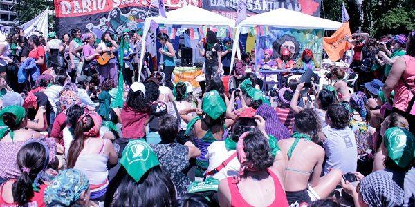 Argentina: 31 Encuentro Nacional de Mujeres