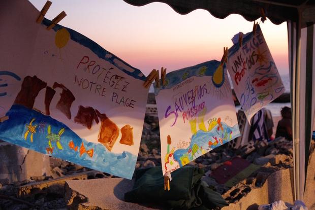 Les Libanais veulent sauver leur mer, menacée par la privatisation