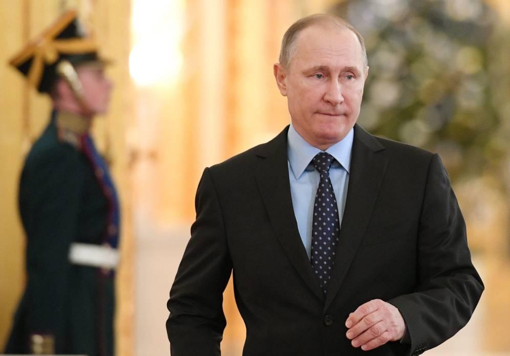 """Putin contradice a su ministro de Exteriores: Rusia """"no se rebajará"""" a expulsar a nadie"""