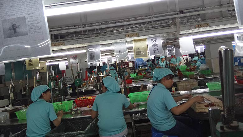 Jouets made in China : une association s'infiltre dans 4 usines chinoises