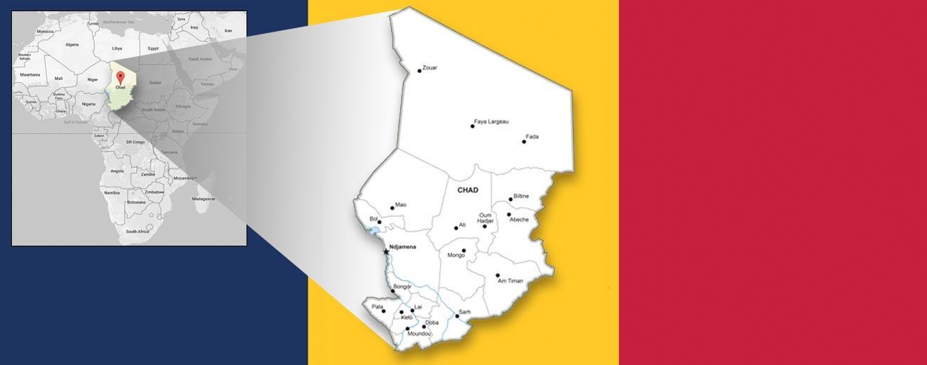 Chad shuts border with Libya