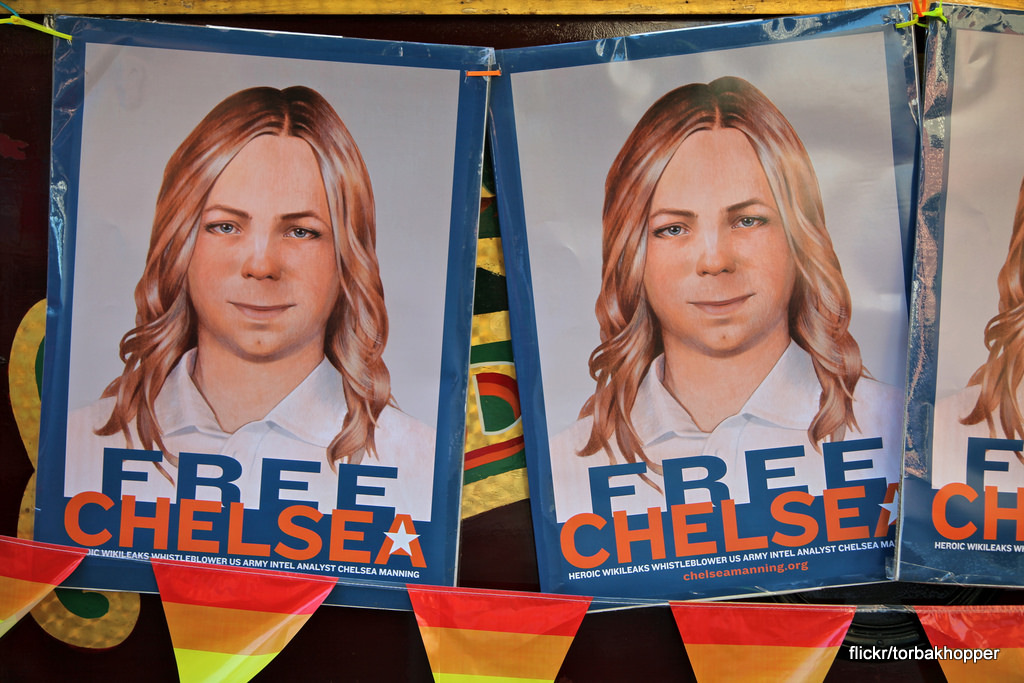 First Chance At Life: On Chelsea Manning's Freedom